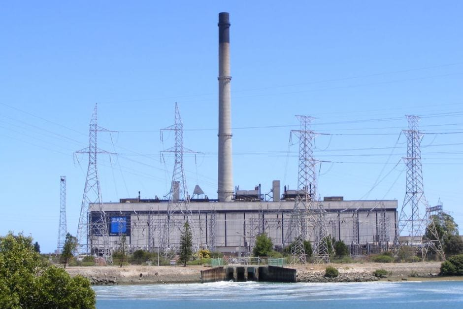 Torrens Island power plant