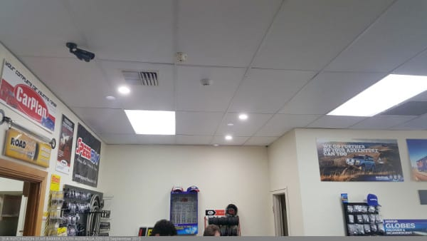 Commercial LED lighting Automotive Brothers 2