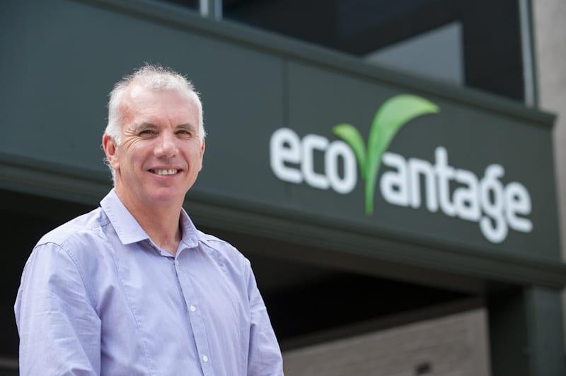 Ecovantage CEO Bruce Easton