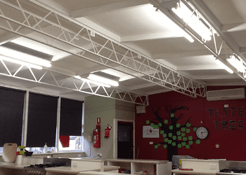 Commercial lighting Toolern Vale Primary