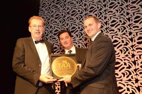 Downtowner TAA award