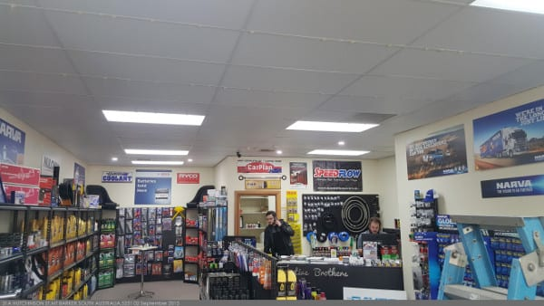 Commercial LED lighting Automotive Brothers 1
