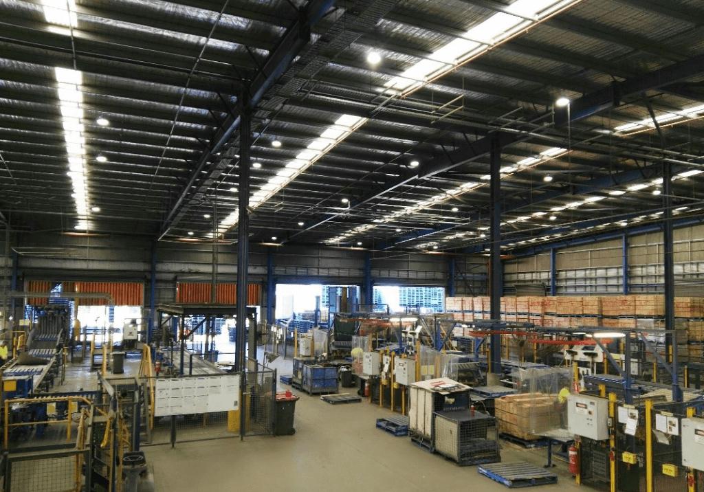 CHEP Warehouse